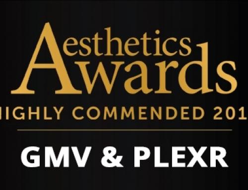 PLEXR® – Първо място в Британските награди за естетика 2015 година